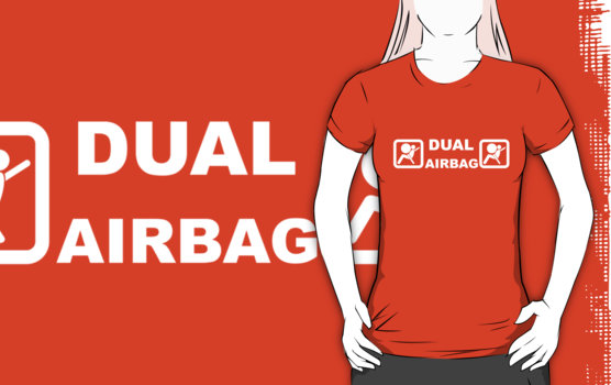 Dual Airbag T-Shirt