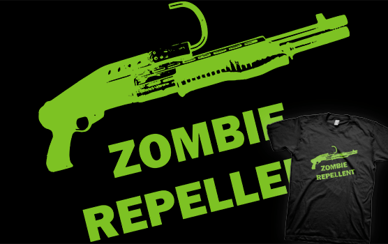Zombie Repllent T-Shirt