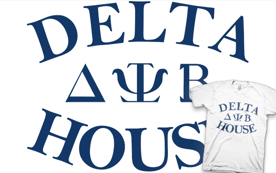 Delta House - Neighbors T-Shirt