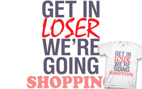 Mean Girls - Going Shopping T-shirt