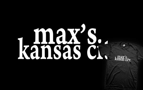 Joey Ramone - Max's Kansas City