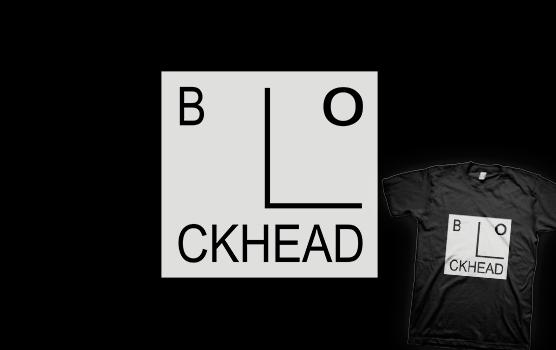 Ian Dury T-shirt - Blockhead