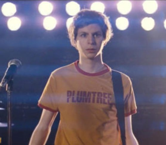 Scott Pilgrim T-shirt - Plumtree