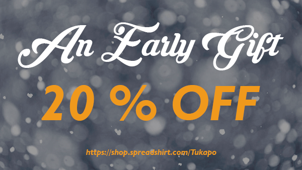 An Early Gift - 20% OFF