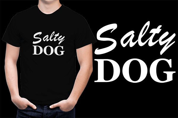 Its Always Sunny in Philadelphia - Salty Dog T-shirt