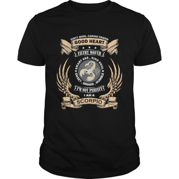 Zodiac Sign - Scorpio T-shirt
