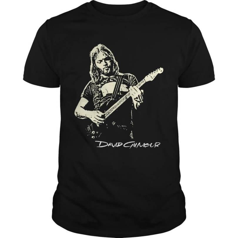 David Gilmour shirt