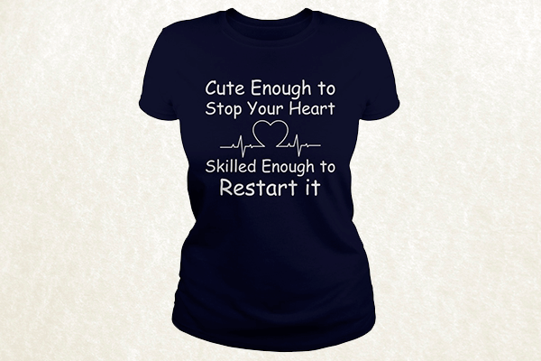 Skilled Nurse T-shirt