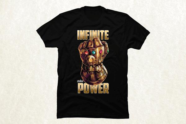 Infinite Power T-shirt