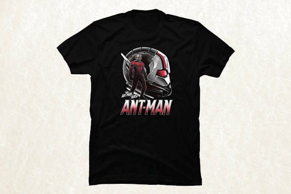 Ant-Man Profile T-shirt