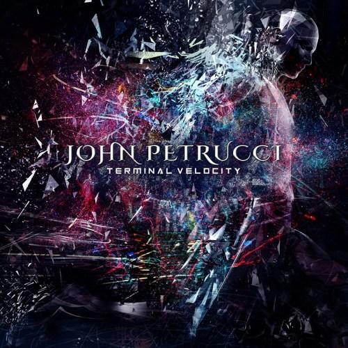 John Petrucci Terminal Velocity cover