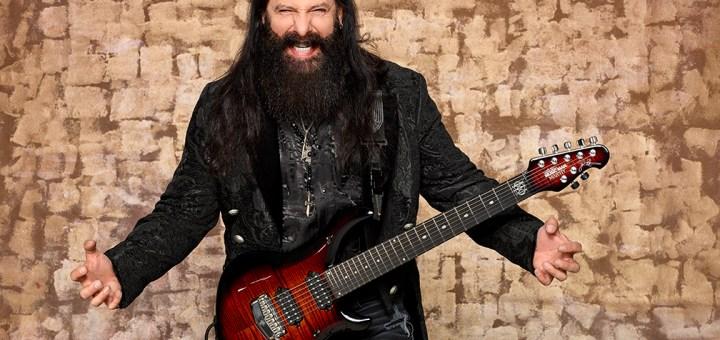 John Petrucci Terminal Velocity