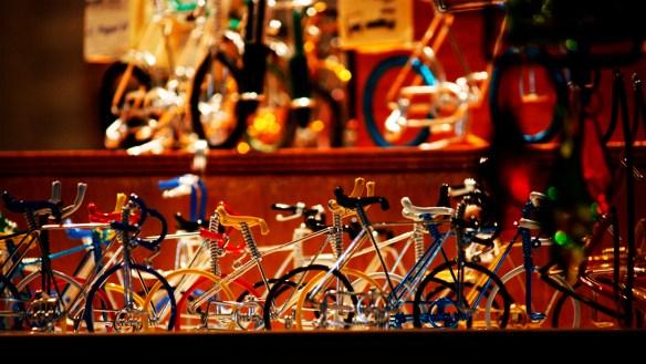 bicicletas in Denia