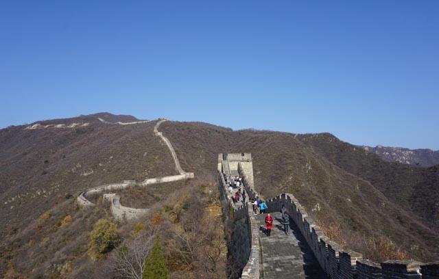 Auf Umwegen nach China