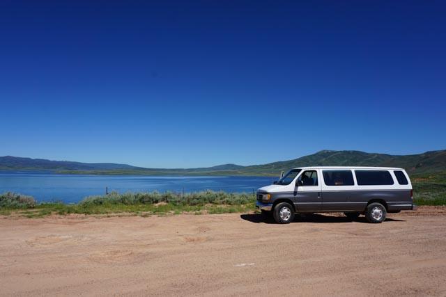 "Roadtrip mit ""Rusty"" durch USA/Canada"
