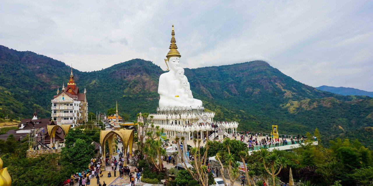 Ein Land zum Wohlfühlen (Thailand Teil 1/2)