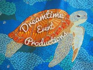 Dreamtime Event Production Logo