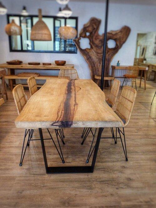 meubles et mobilier en teck a bordeaux
