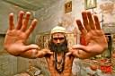 """""""Asutosh y su Templo de Silencio"""". Benares."""