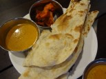 Naan Set Meal Chicken: SGD 6