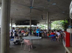 Satay by the Bay foodcourt