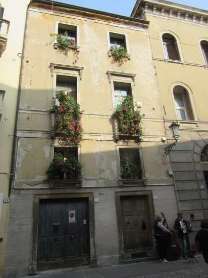 Via Cesare Battisti Padova