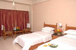 Executive Room At Hotel Anand Regency