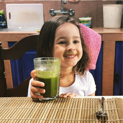Healthy Eating and Kids: Sugar junkies and greens lovers