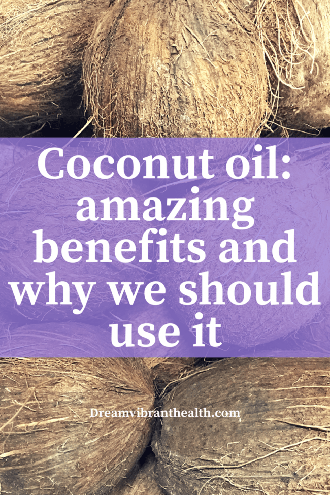 Coconut oil: healthy or not? Is virgin better?