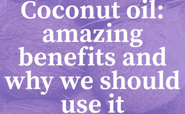 Coconut oil: healthy or not? Is virgin better?