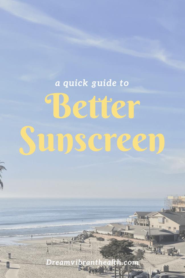 Smart sun protection: understanding the best sunscreen options