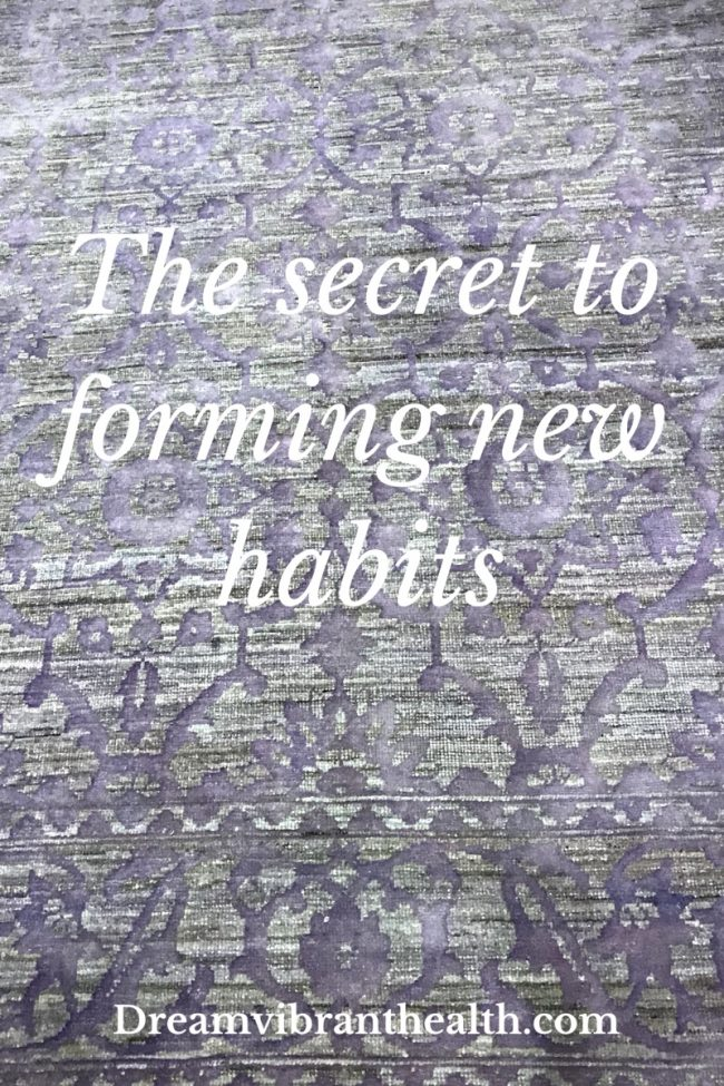 Ready to start a healthy habit? Here is how you can make it happen.