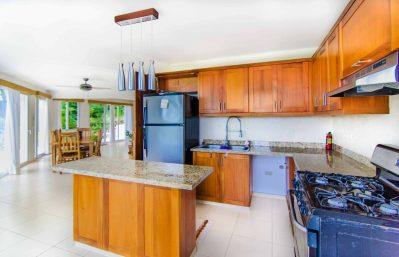 Home 2 lower apt kitchen & dining