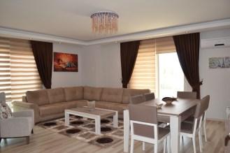 MA887 Beykonak 3 Bed Luxury Apartments Mahmutlar - 3