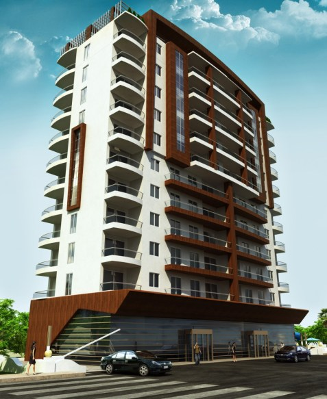 OP500 Bay IV Apartments, Off Plan Project Mahmutlar - 3