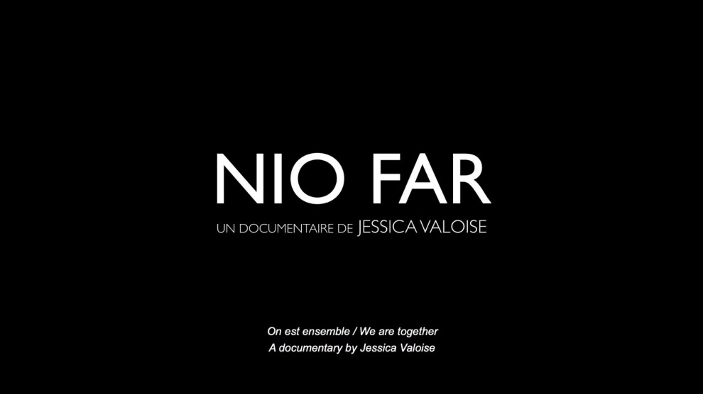 NIO FAR Documentary – Jessica Valoise