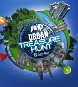 PUMP urban Treasure Hunt by DreamWalk