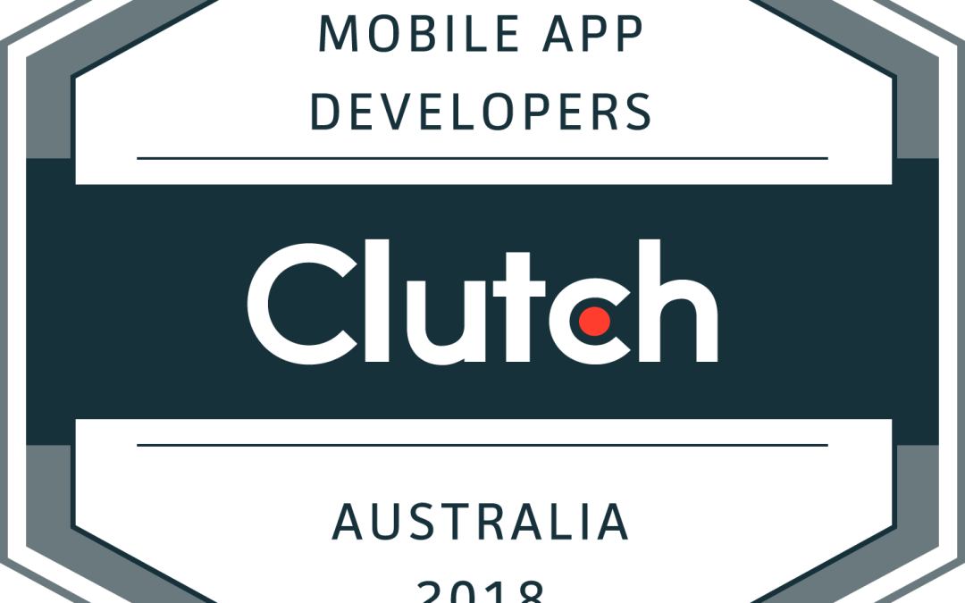Clutch Ranks DreamWalk in Top 5 App Developers in Australia