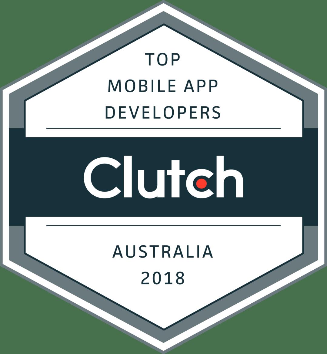 clutch DreamWalk top 5 app developers in Australia