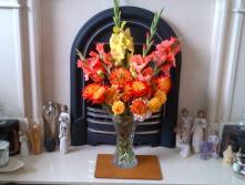 Picked Flowers -Vase