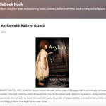 Cheryl's Book Nook Talks Asylum with Kathryn Orzech