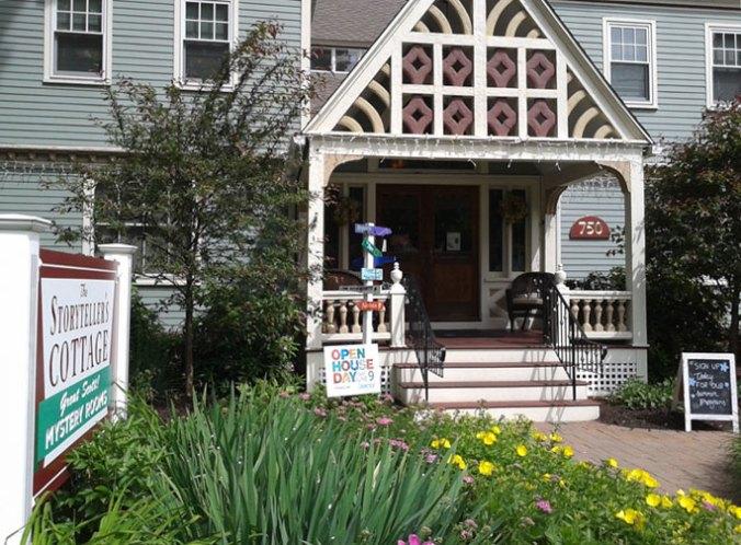 The Storyteller's Cottage, Simsbury CT