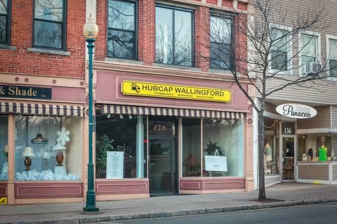 HUBCAP Wallingford. Community. Business. Education.