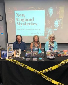 New England Mysteries, SinC Author Panel at Public Library of New London CT