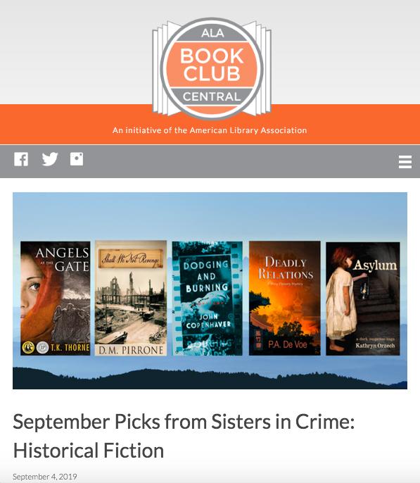 ALA Book Club Central Picks: Historical Fiction