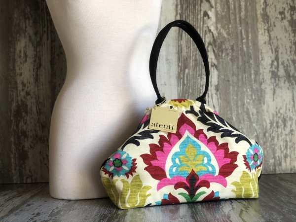 Atenti Betty Handbag, Dream Weaver Yarns LLC