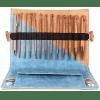Knitter's Pride Ginger Tunisian Interchangeable Crochet Hook Set, Dream Weaver Yarns LLC