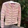 Army of Knitters Chambord Truffle Cardigan Pattern, Dream Weaver Yarns LLC