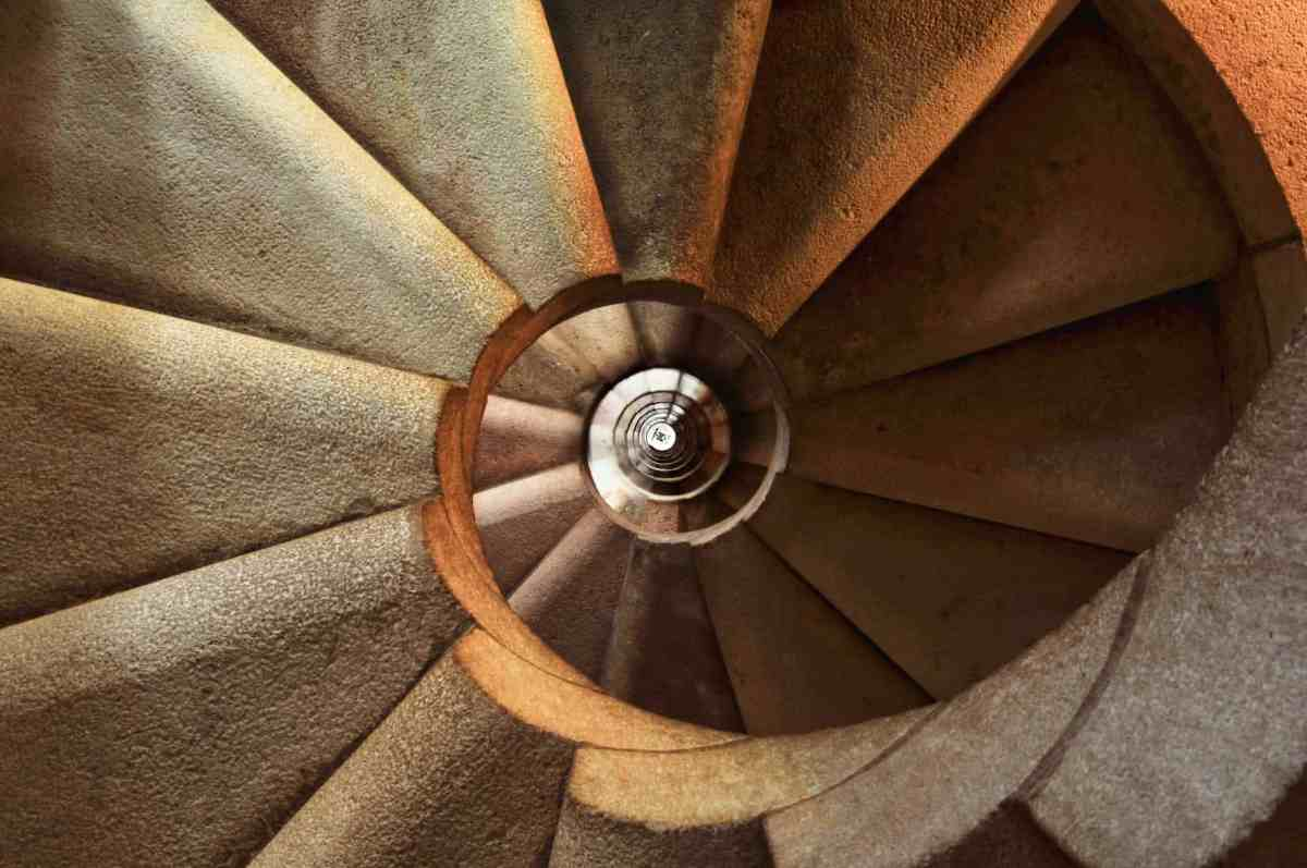 building steps architecture interior - micro-shifting can help you achieve abundance