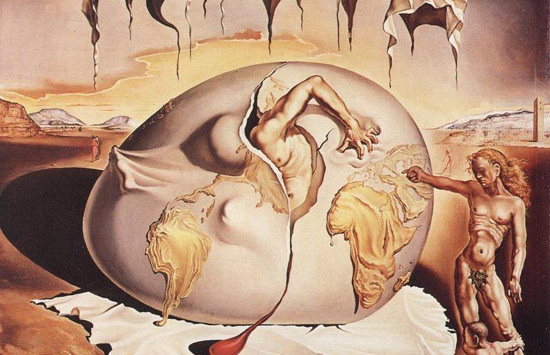 Вольфганг Гигерих. Конец смысла и рождение человека